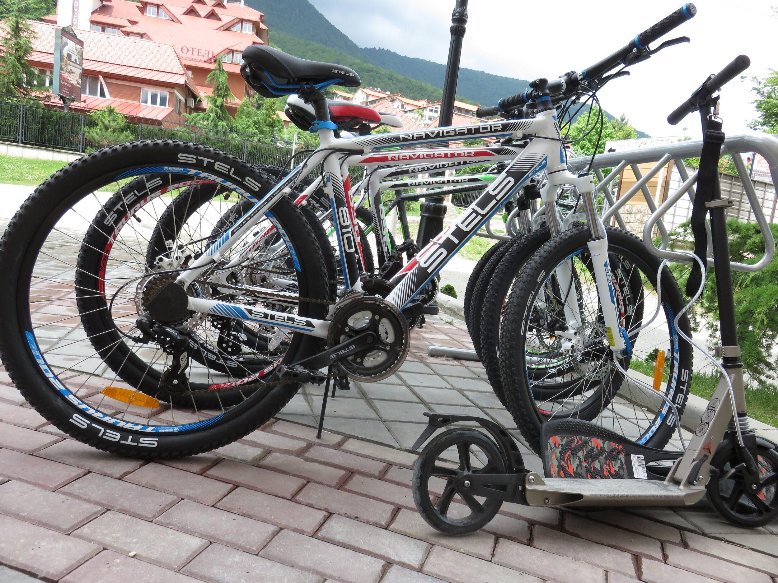 Прокат велосипедов - Экстрим в Казани Клуб XFREEDOM